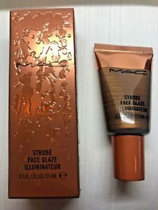 MAC~Bronzer Collection~BRONZEJOUR~Strobe Face Glaze LE Rare Awesome!~GLOBAL SHIP