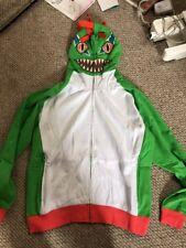 Murloc Hoodie Costume Mens Large Overwatch Murky Loot World Of Warcraft Pet L