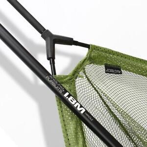 "42"" Inch Carp Fishing Landing Net And Handle Pole Carp Fishing Tackle"