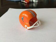 Miami Dolphins Orange Custom Made Gumball Football Helmet