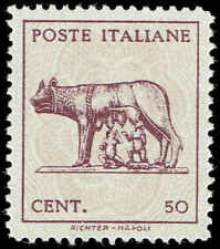 Scott # 440 - 1944 - ' Wolf, Romulus & Remus '