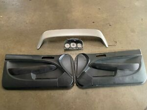 1999 Honda Civic Coupe Ex OEM Factory Left Driver Front Door Hinge
