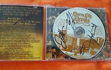 CHARM CITY DEVILS SIGNED CD LET'S ROCK N ROLL AUTOGRAPH