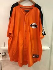 San Francisco Giants Cotton Jersey Will Clark Nike Cooperstown Collection RARE