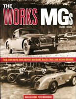 The Works MGs Second Edition - Mike Allison Peter Browning - out-of-print book