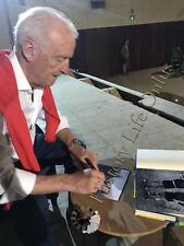 Foto Autografata da Giovanni Trapattoni - Asta di Beneficenza signed photo