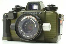 【NEAR MINT】 Nikon Nikonos V Film Camera + Nikkor 35mm F2.5 Lens From Japan #437
