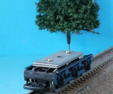 DAPOL CASTLE CLASS TENDER CHASSIS WITH METAL WHEELS SPARES