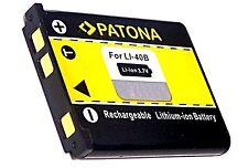 Akku / Accu / Batterie für Praktica Luxmedia 16-Z24S  / NP-45