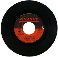 """Clarence Carter """"haciendo"""" nuestra cosa """"todo tiempo clásico! escucha!"""