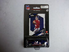 2009 Eli Manning Card/Giants Dodge Hemi Diecast