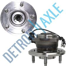 Pair: 2 New REAR Wheel Hub and Bearing Assembly for Chevy Pontiac Saturn Suzuki