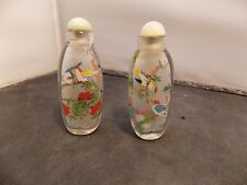 vintage chinese snuff bottles