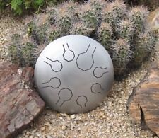 Mini-Vibedrum - Stainless Steel - Natural - 8 Notes - Desert Scale