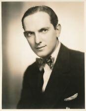 JOSEPH SCHILDKRAUT Original Vintage 1920s FREULICH DBW Silent Portrait Photo