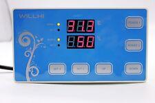 220V Digital Temperature And Humidity Controller Incubator Thermostat W/ sensor