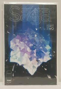 SAGA #42 - Image Comics 2017