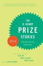 O. Henry Prize Stories 2014, Very Good Condition Book, Laura Furman, ISBN 978034