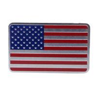 Aluminum 3D Auto Car Aufkleber Amerika USA Aufkleber Flagge Emblem selbstklebend
