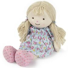 Intelex Warmheart Rag Doll Olivia Fully Microwavable Dolly Heatable Bed Time Toy