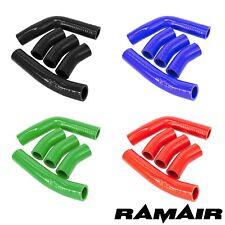 Ramair Silicone Coolant Hose Kit for Kawasaki GPZ900R Ninja 900 - Pipe Water