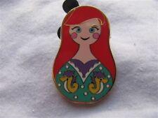 Disney Trading Pin 101909 Nesting Dolls Mini Mystery Pin Pack - Ariel Only