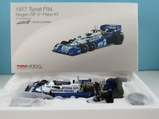 1:18 True Scale Tyrrell P34 Ronnie Peterson 1st National City TSM141808 READ ME