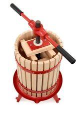 Fruit Press Wine Crusher Apple Cider Grapes Harvest Home Juicer Machine Making