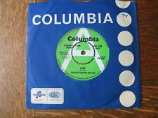 """Sir Henry And His Butlers - Camp. Promo Demo 7"""" Vinyl Single."""