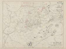 WWI EAST PRUSSIA Opening Battles in The Great War GERMANY AND POLAND 1914 7 Maps