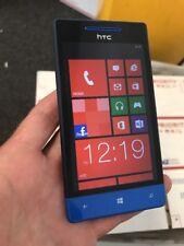 HTC Windows Phone 8S Rio 4GB Blue Unlocked Smartphone Nice World GSM