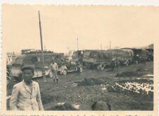 Foto, Lkw Konvoi in Griechenland (N)19450