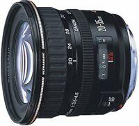 Canon Ef Lens 20-35Mm F3.5-4.5 Usm