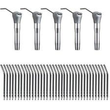 5 PCS Dental Air Water 3 Way Spray Syringe Handpiece + 20 PCS Nozzles Tubes Tips