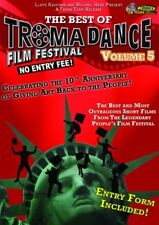 The Best Of Tromadance Film Festival - Vol. 5 (DVD, 2009)