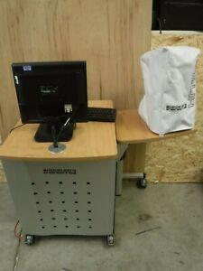Heidelberg Ingeniería Hrt III Tomographer HRT3 Con Cart