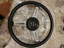 Triumph TR6 Steering Wheel, Complete, NOS