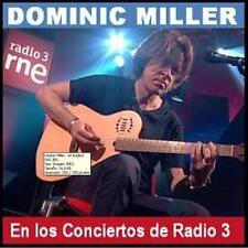DOMINIC MILLER – EN LOS CONCIERTOS DE RADIO 3, PRADO DEL REY, MADRID, 2010 (DVD