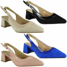 Evening & Party Slingbacks Med (1 3/4 to 2 3/4 in) Heel Height Heels for Women