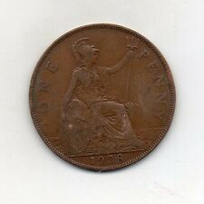 GREAT BRITAIN One Penny 1928