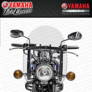 YAMAHA VIRAGO V-STAR 250 CLASSIC WINDSHIELD W/ MOUNT KIT