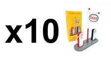 Set of 10 Gas Pump Esso DINKY TOYS 1:43 MIB Gas Station DIECAST MODEL CAR 49D