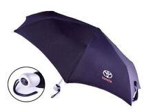 Genuine Toyota Telescopic Black Umbrella GBNGAFBTM31