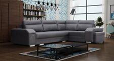 Ecksofa ALOVA mit Schlaffunktion Wohnlandschaft Eckcouch Polstersofa Couch  04