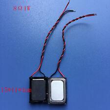 10pcs Rectangular thin speaker 8Ohm 1W Phone speaker Horn 15 * 11 * 3.5 mm