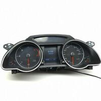 Audi A5 8T 8F TDI Diesel KM/H Tacho Instrument Cluster Speedometer 8T0920930D