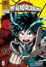 manga  MY HERO ACADEMIA N. 14 - VARIANT -  nuovo italiano - star comics