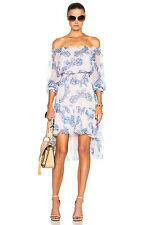 Diane von Furstenberg 'Camila Two' Off-Shoulder Dress Size 12