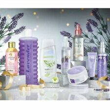 "Avon Lavender Pamper Gift Set ""8 Products"" Brand New"