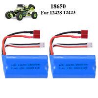 LiPo Batterie für WLtoys 12428 12403 Hochgeschwindigkeits-RC Auto 7.4V 1500Mah